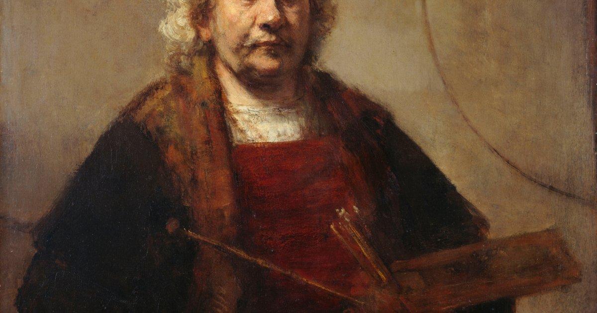 Rembrandt Ausstellung In Köln
